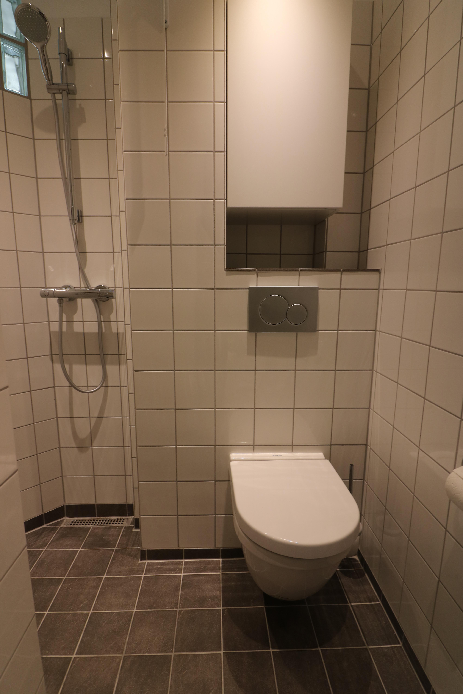 Anmeldelse af Erik Larsen & Co. ApS - Udvidelse af badeværelse i ...