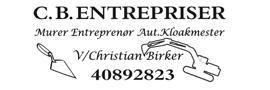 CB ENTREPRISER A/S