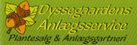 Dyssegårdens Anlægsservice v/Peder Svendsen
