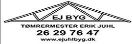 Ej Byg V/ Tømrermester Erik Juhl