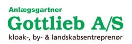 ANLÆGSGARTNER GOTTLIEB A/S