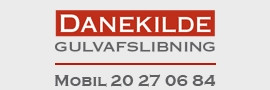 Danekilde Gulvafslibning v/Klaus Danekilde