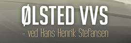 ØLSTED VVS V/ H H STEFANSEN