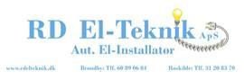 RD El-Teknik ApS