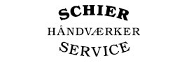 SCHIER HÅNDVÆRKER SERVICE ApS