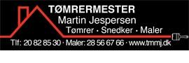 Tømrermester Martin Jespersen ApS